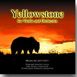 Yellowstone CD