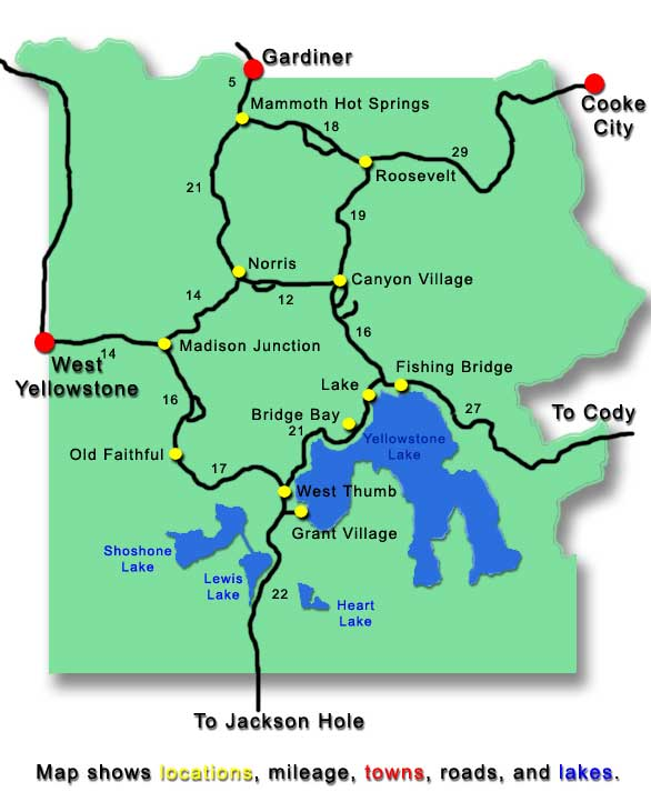 Yellowstone Camping Guide